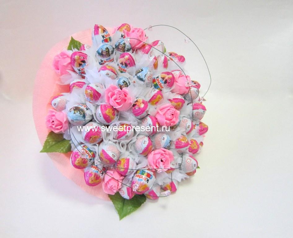 Фото сюрприз цветы